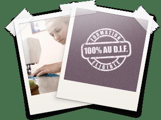 Utilisez votre DIF en prenant des cours de couture !