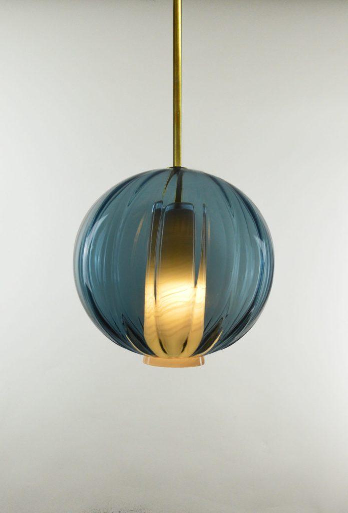 atelier george collection moire objet d'intérieur suspension luminaire