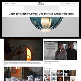 article web blog esprit design