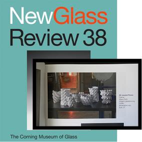 publication revue new glass review
