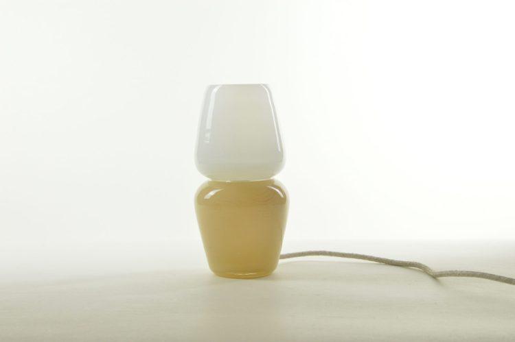 atelier george collection moire objet d'intérieur lampe à poser