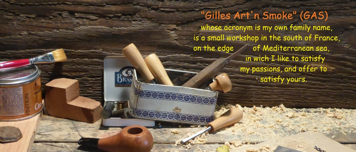 Gilles art n smoke workshop home page
