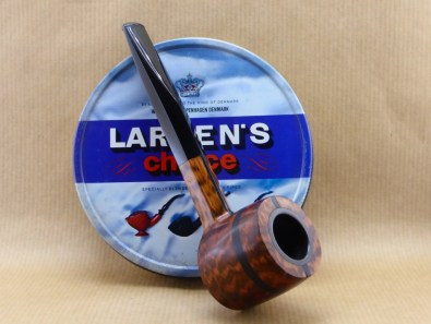 présentation of my letterwood pipe with graphit chamber