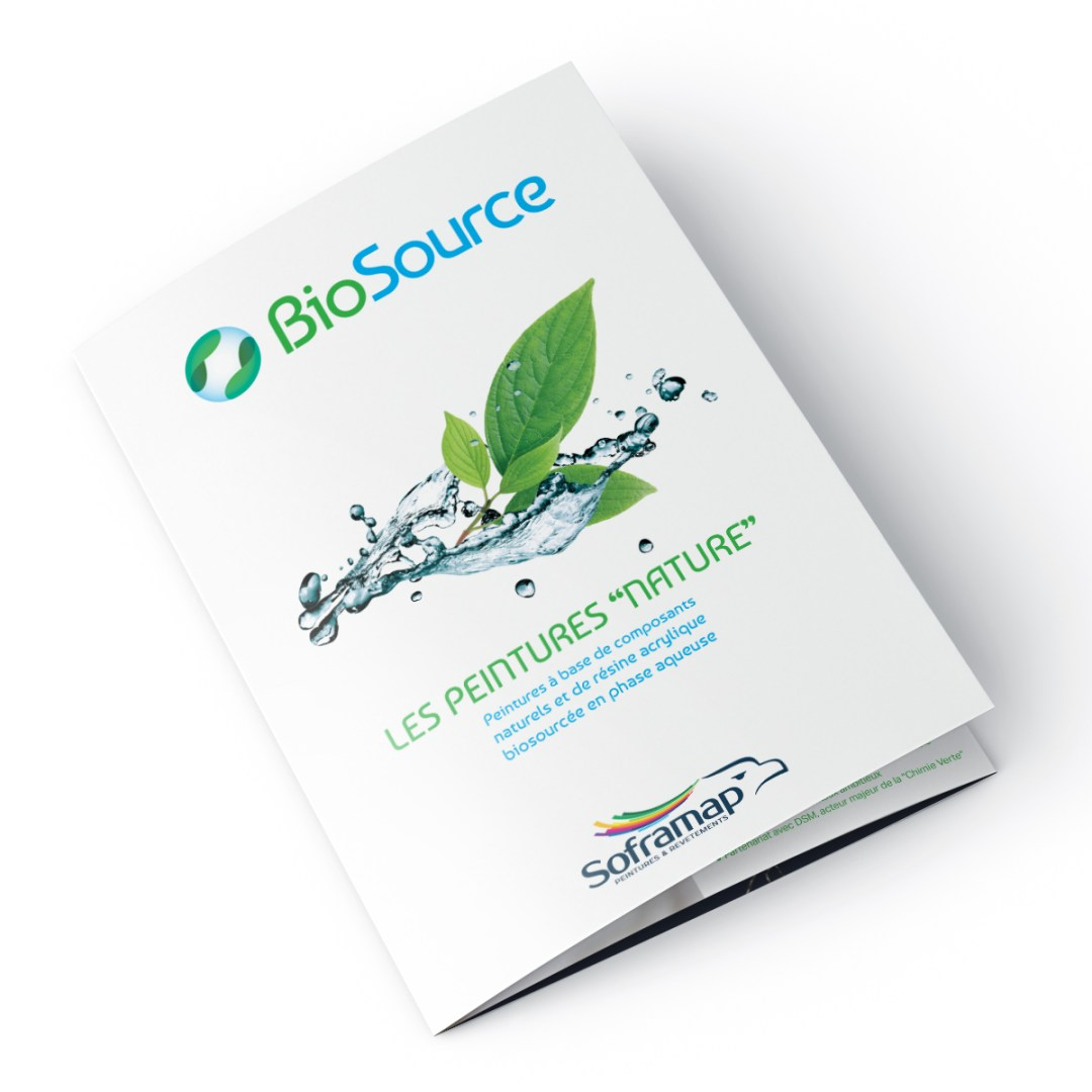 Plaquette commerciale BioSource