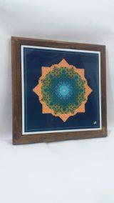 Printed Ceramic (31) Rose d'Etoiles Atelier Khatt