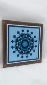 Printed Ceramic (34) Etoiles Atelier Khatt