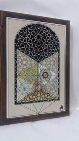 Printed Ceramic (36) Molécule de la Claustra Atelier Khatt