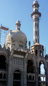 Mosquée Gulhar Shareef Kotli Cachemir (10)