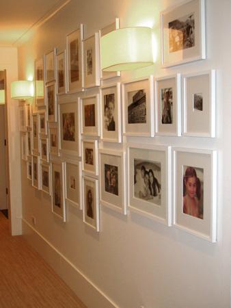 Dcorer Un Mur Blanc Cheap Mur Pour Decor Et Peinture Deco