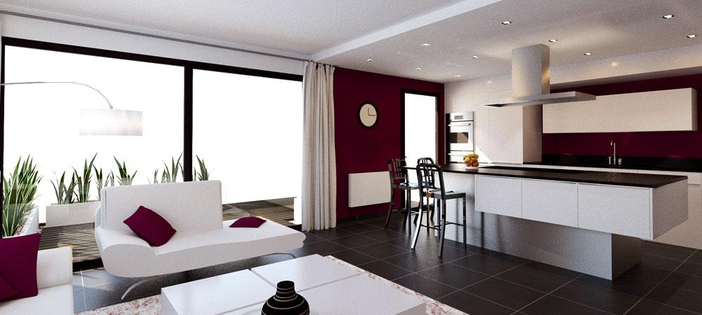 Architecte dIntrieur Lyon 69  Atelier Mridien