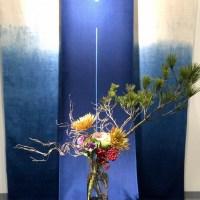 大田耕治藍染作品展示「始まり」