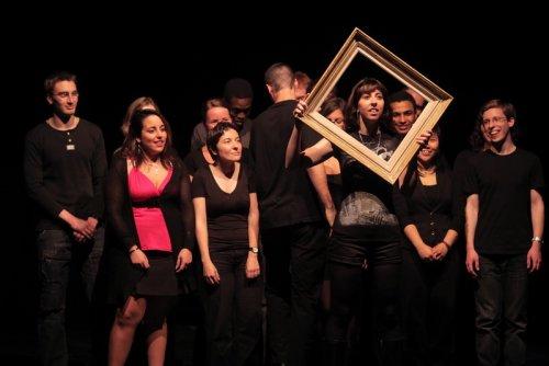 stages organisé par l atelier theatre de bayeux