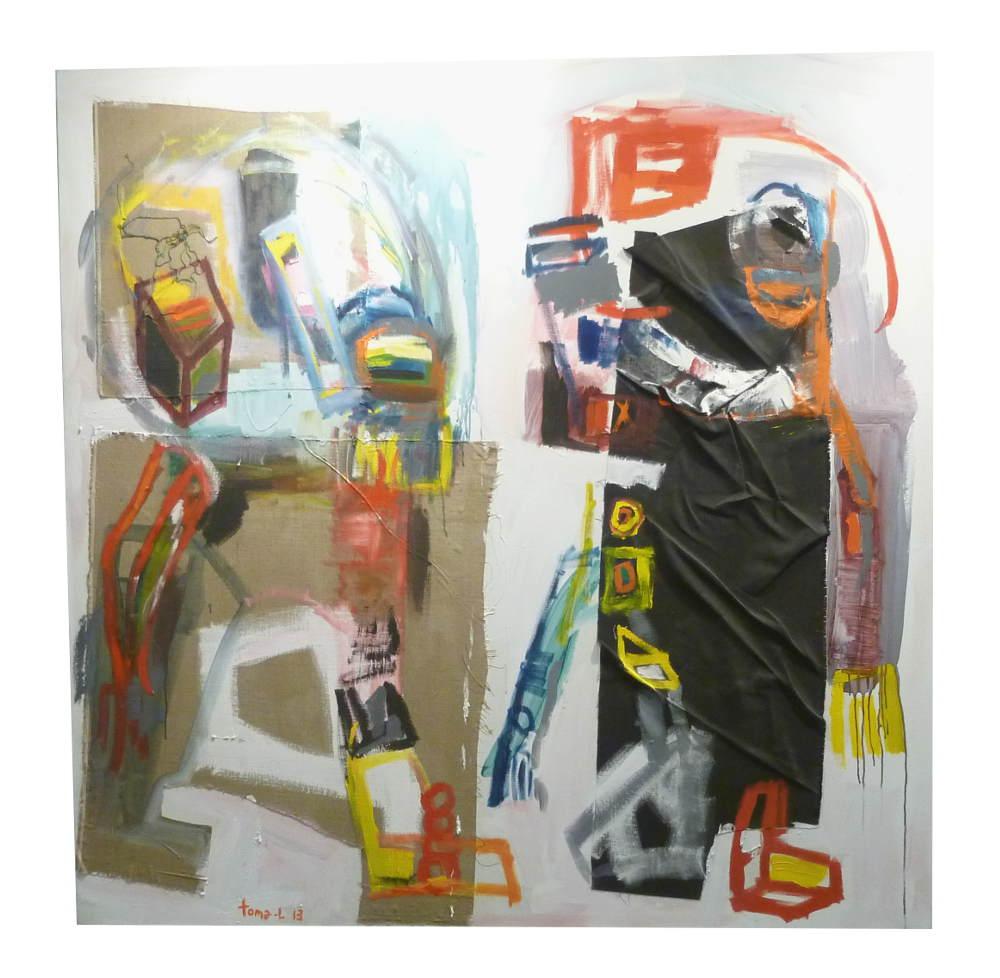 Toma L (né en 1975) artiste Français