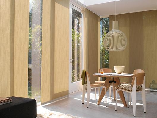 Cortinas y Persianas dentro del proyecto de Arquitectura