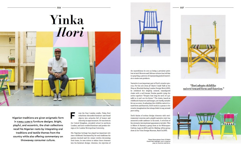Africa Rising Book African Design, Fashion and Lifestyle co edited by Gestalten and Design Indaba