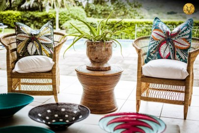 Kudu Modern African Interior Decor Accessories
