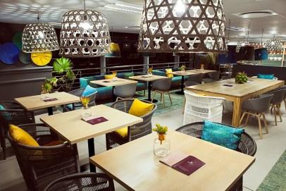 YSWARA Tearoom in Ghana With Luxury Living