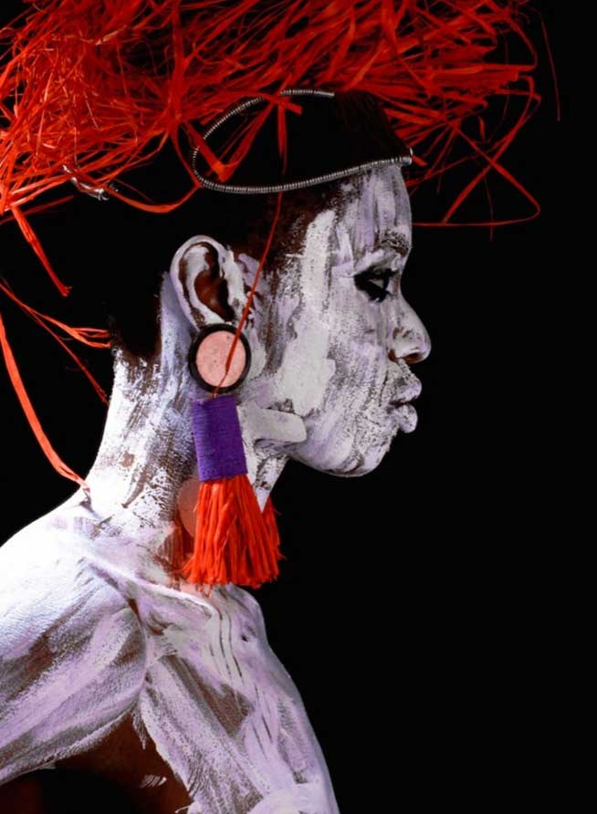 Nyorh Agwe Jewellery Collection