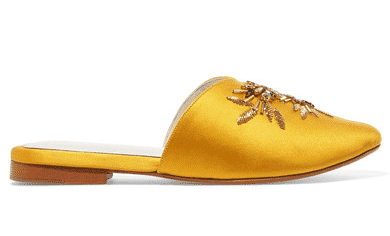 Zyne Swary II Slippers Modern Moroccan Babouches Net A Porter Atelier Fifty Five Feature