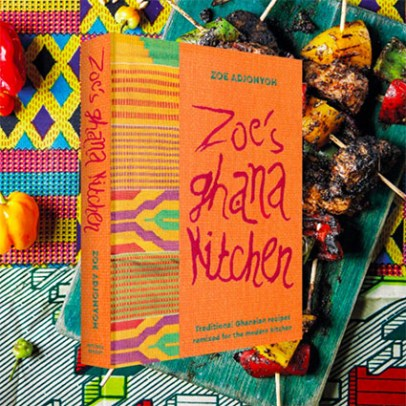 Zoe's Ghana Kitchen Cookbook West African Food Recipes