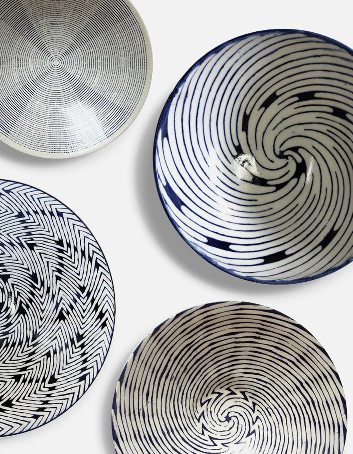 Mutapo Ceramics Inspired by Zimbabwe's Basket Weaving Traditions