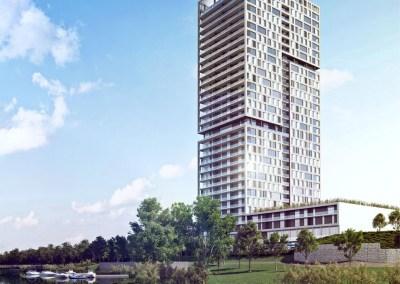 Tours de Condominium Ste-Dorothée – Laval