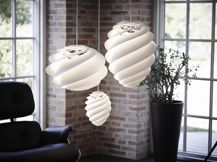 Moderne Deense design hanglampen