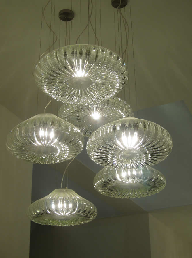 Design hanglampen slaapkamer en woonkamer