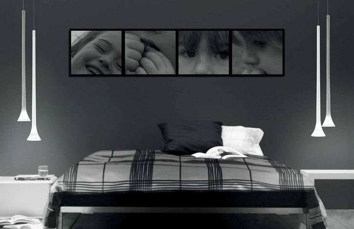 Muranoglas exclusieve hanglampen voor slaapkamer