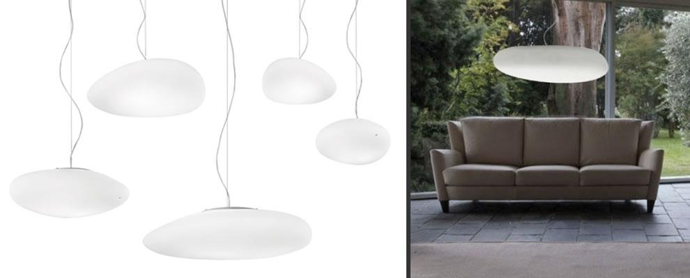 Woonkamer hanglampen  Grote design lampen