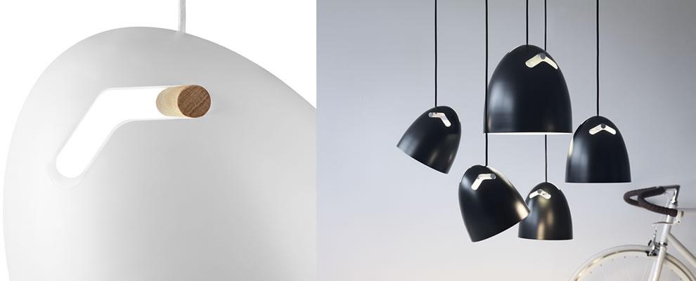 Design hanglamp ideaal voor boven de eettafel