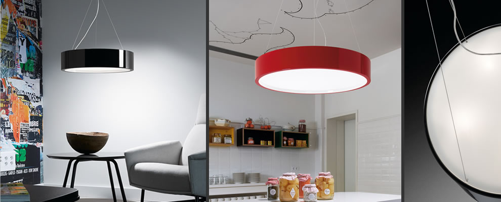 Keukenverlichting Chique hanglampen boven de eettafel
