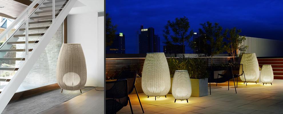 Sfeervolle terraslampen en buitenverlichting
