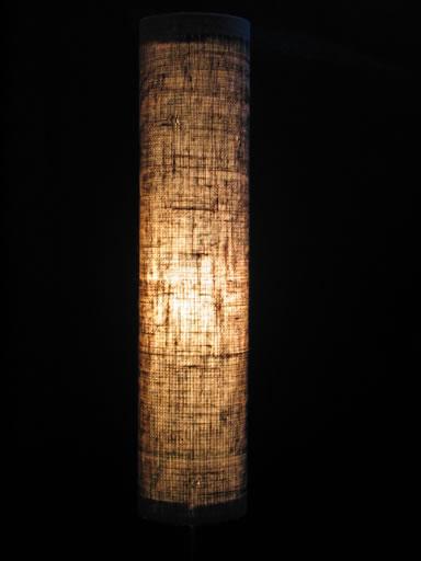 Sfeerlamp en moderne staande lamp