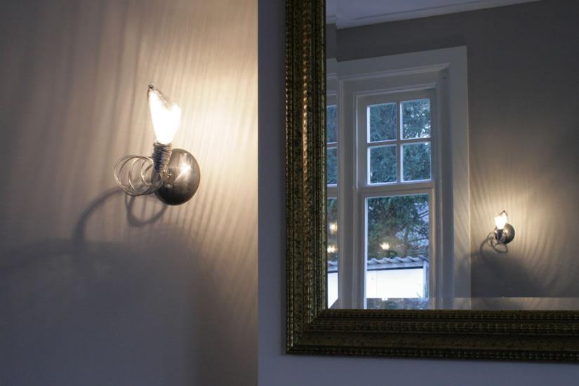 Keuken verlichting en moderne wandlampen