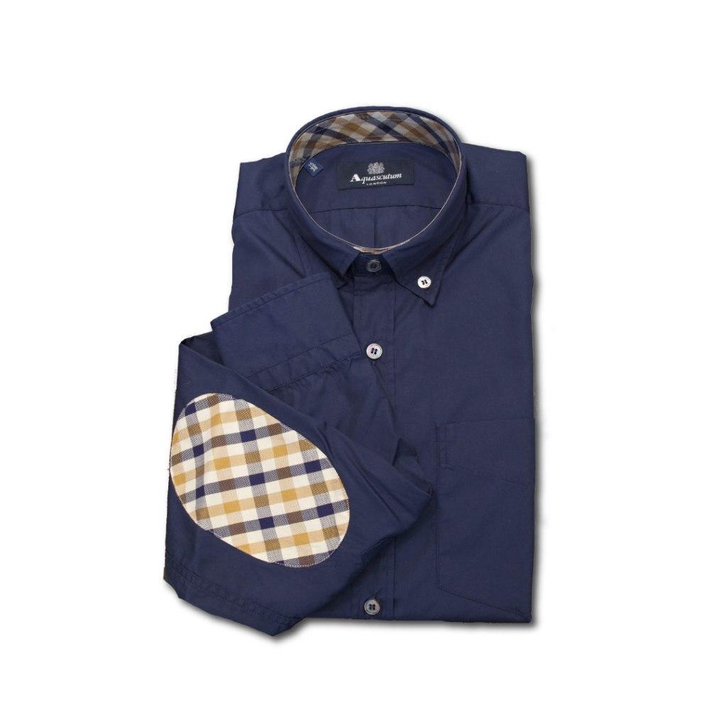 Camicia Aquascutum Blu