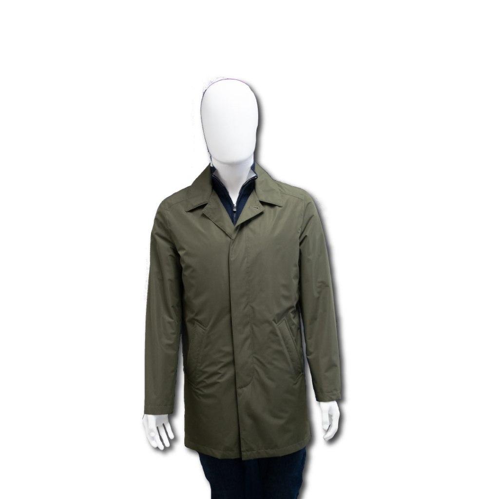 Cappotto Coneliani Brown