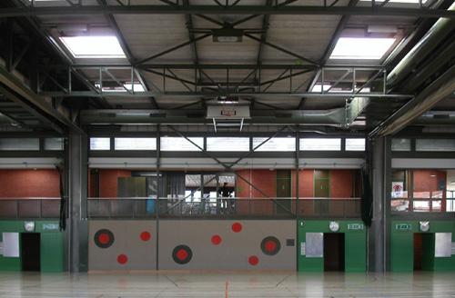 atelier arba architekten  Sporthalle Gymnasium Lerbermatt