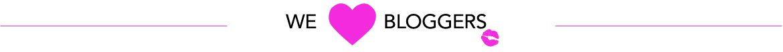 We love Bloggers