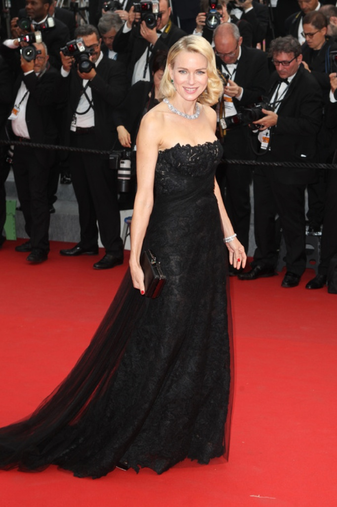 Naomi Watts, en Ralph Lauren Collection