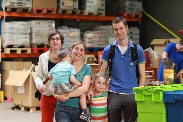 Organisation du Family Day pour anniversaire 50 ans de Atelier Cambier