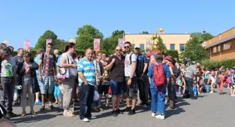 Journée du personnel Atelier Cambier au parc d'attractions Plopsaland