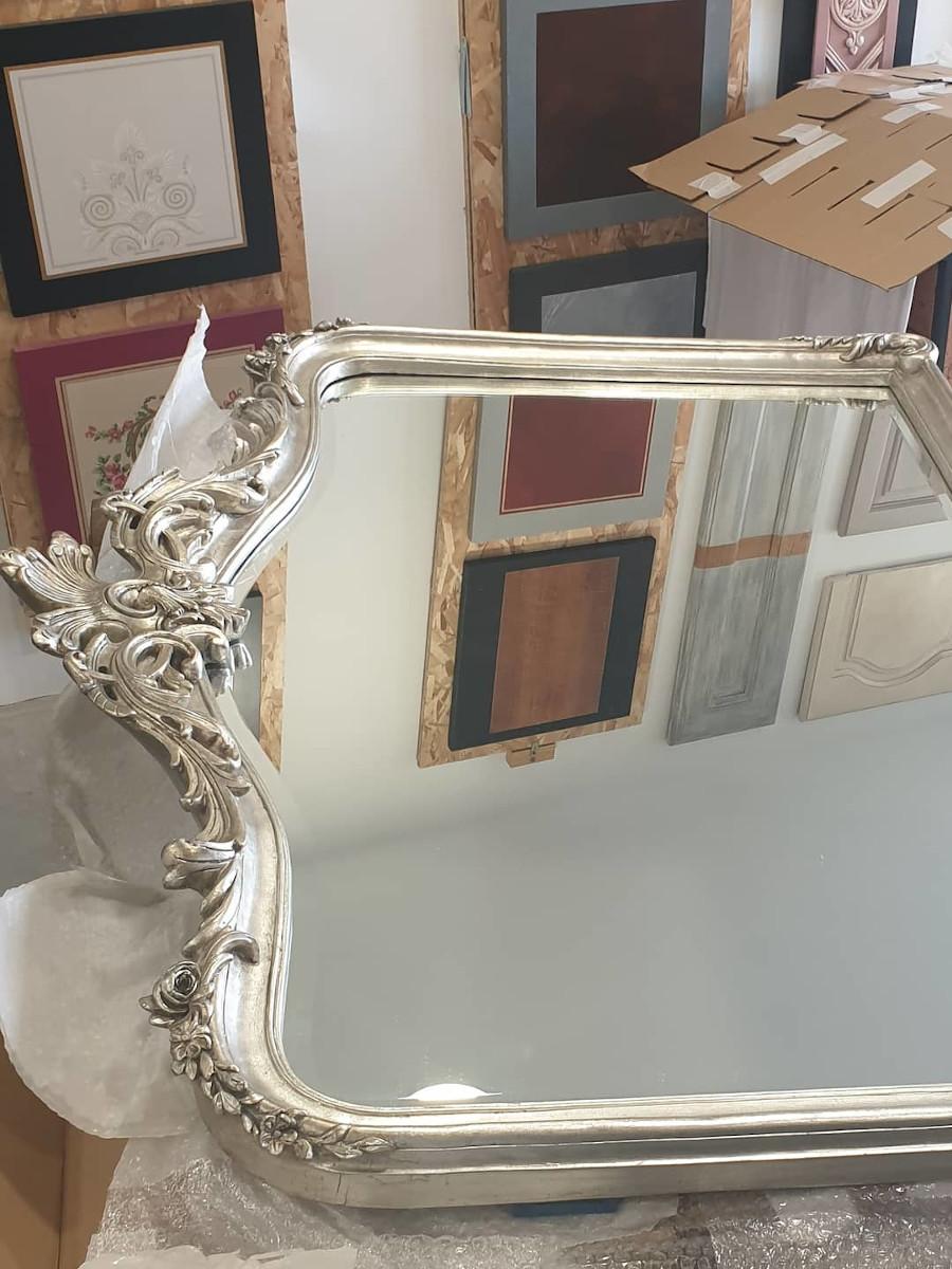 miroir avant
