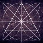 Géométrie sacrée - Le petit précis des tracés régulateur-triangle équilatéral