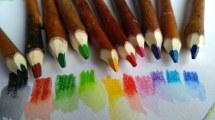 10 couleurs aquarelles