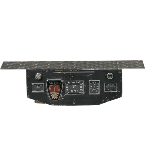 Tablette Tableau automobile 1940
