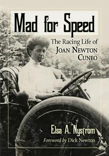 livre sur Joan Newton Cunéo par Elsa A Nys