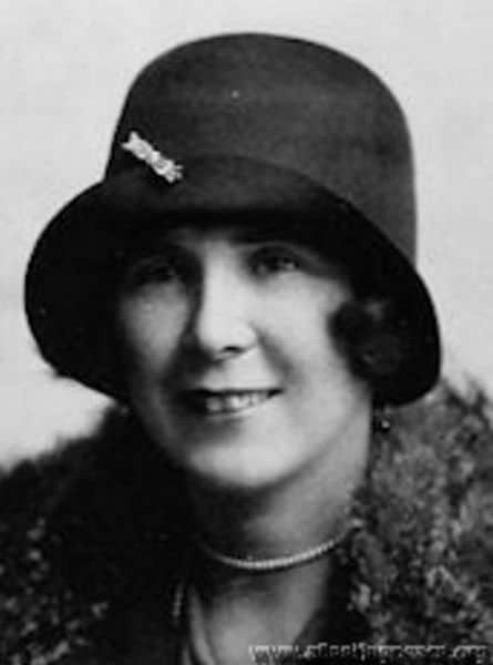 Mildred Mary Bruce portrait
