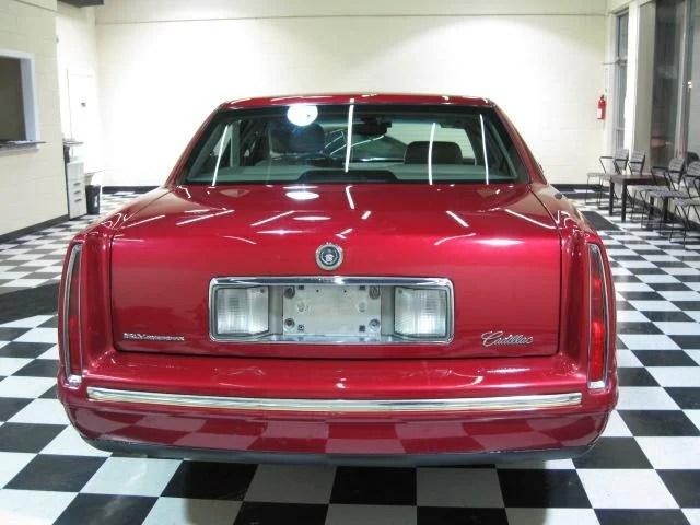 Cadillac 1999 SEVILLE