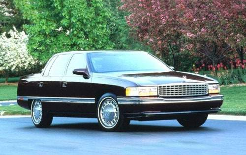 Cadillac DeVille Sedan 1995